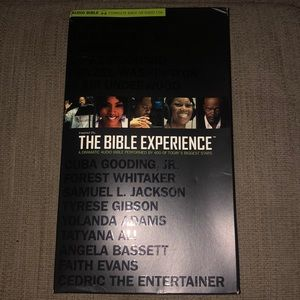 The Bible Experience - Audio Bible